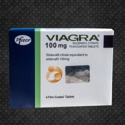 Pfizer Marke Viagra Sildenafil 100mg